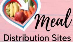 Meal distribution plan for spring break and beyond