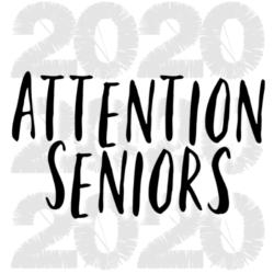 SENIORS! Please continue to check your CPS email daily, for communication from your future college or university. Respond to the messages to ensure your Fall 2020 enrollment is on pace for August.